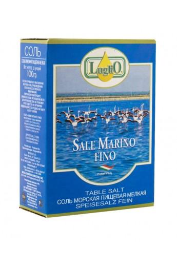 Soľ morská jodizovaná 1kg
